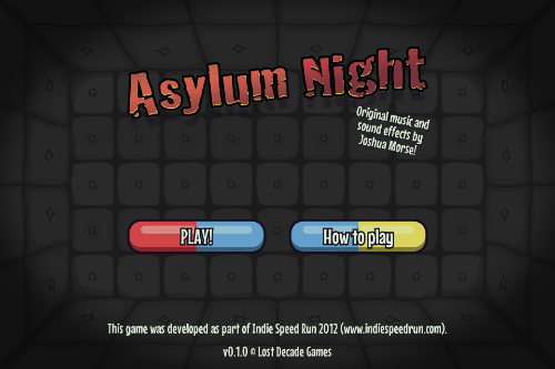 Asylum Night