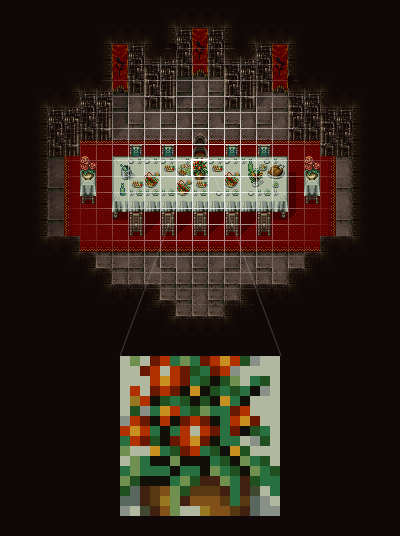 This time with a 16x16 grid