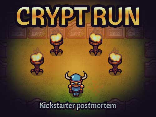 Crypt Run Kickstarter