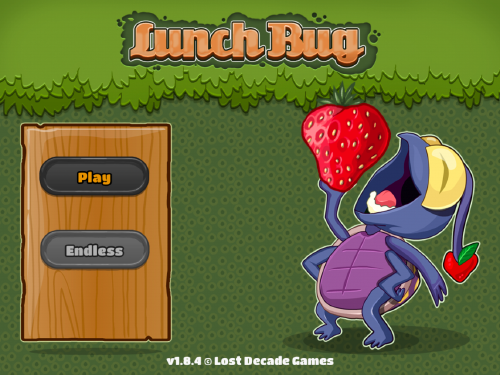 Lunch Bug level select (old)